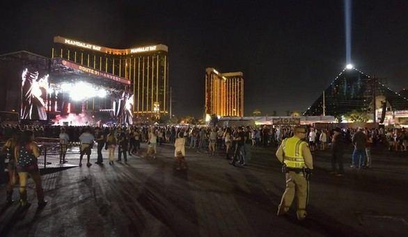 Al menos 59 muertos y 527 heridos en Las Vegas