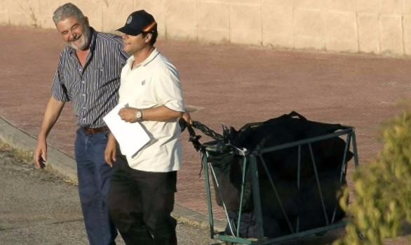 El narco Laureano Oubiña, en libertad condicional