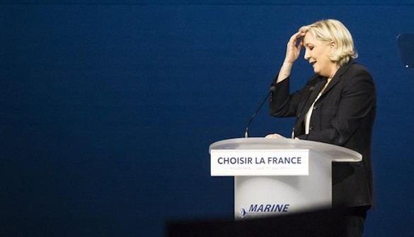 Marine Le Pen juega su última carta imposible en su 'casa'