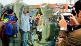 El opositor venezolano Antonio Ledezma llega a Madrid tras huir de Maduro