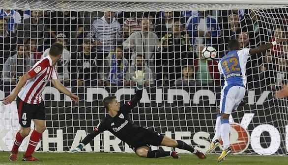 El Leganés ajusticia al Athletic con un golazo |1-0