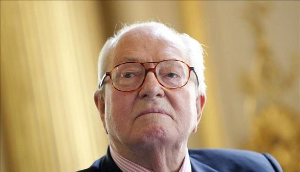 El Frente Nacional expulsa a su cofundador Jean-Marie Le Pen