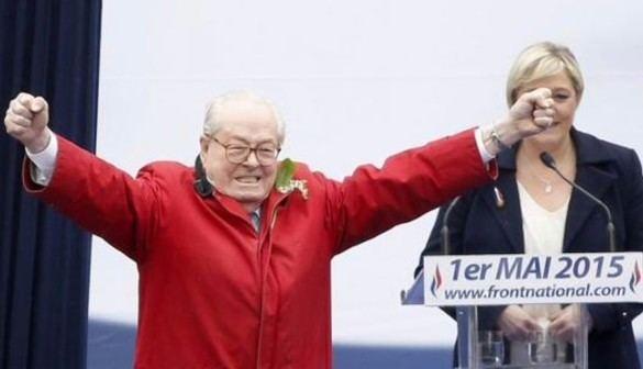Jean-Marie Le Pen crea una nueva alianza política de extrema derecha