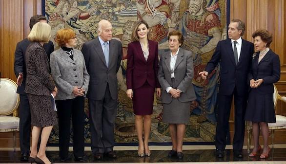 Felipe VI ya disfruta de sus vacaciones con Letizia en Mallorca