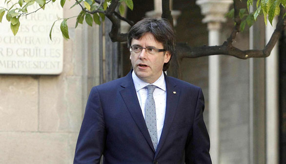 Puigdemont asume que su papel 'no tiene continuidad'