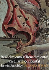 Renacimiento y renacimientos en el arte occidental Book Cover