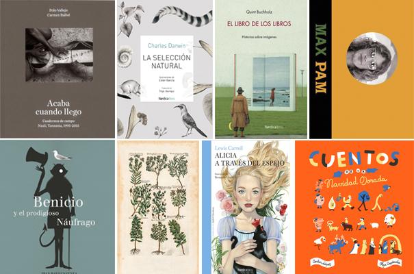 Estos son los doce libros mejor editados en 2016