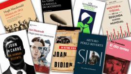 Los libros del otoño: Pérez Reverte, Vargas Llosa, Atwood o Didion