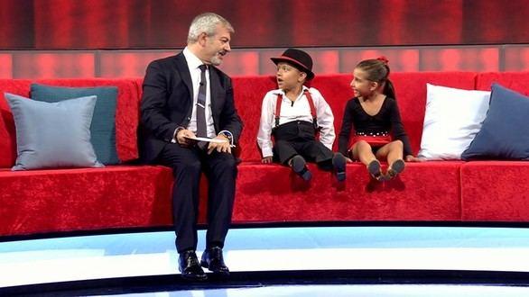 Little Big Show destaca en una noche de viernes infantil