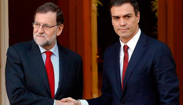 Rajoy llamará a Sánchez dos semanas antes de la convocatoria electoral