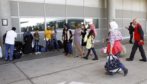 España acogerá a 400 refugiados entre julio y septiembre