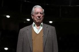 Mario Vargas Llosa: 'El terrorista es el protagonista del siglo XXI'