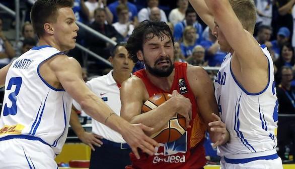 Eurobasket. España jugará con Polonia en los octavos de final