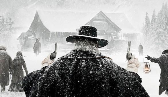 Los odiosos ocho: Tarantino, a lo Agatha Christie