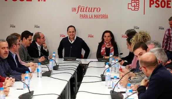 Luena: 'El veto de Podemos conduce a que siga gobernando Rajoy'