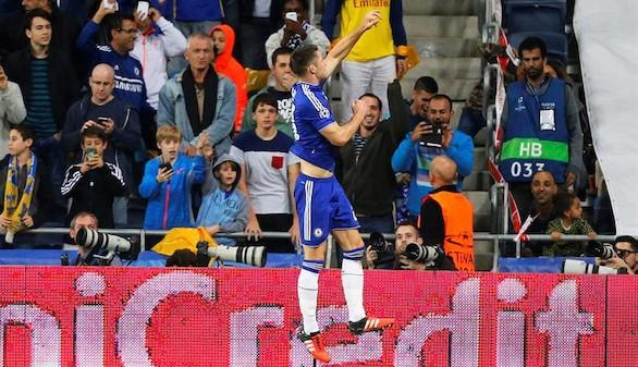 El Chelsea cumple ante el Maccabi pero se jugará la vida frente a Oporto |0-4