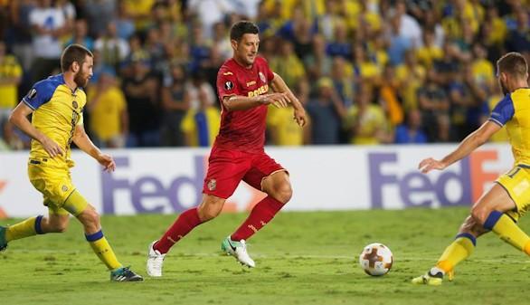 El Villarreal resuelve su vista a Israel con un empate sin goles |0-0