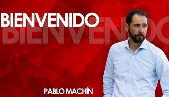 El Sevilla elige a Machín, el entrenador que obró el milagro en Girona