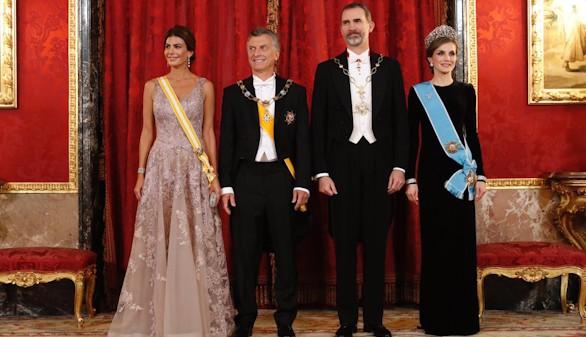 Macri pone fin a 4 años de frialdad entre España y Argentina