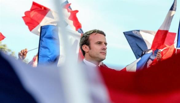 Macron denuncia haber sufrido un pirateo masivo de documentos