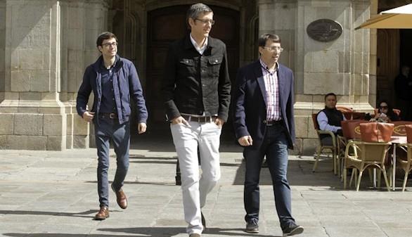 Madina deja caer que Díaz contará con López en caso de ganar