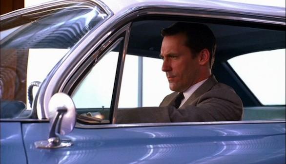 ¿Conducir el Cadillac de Don Draper? Salen a subasta los recuerdos de 'Mad Men'