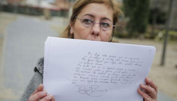 Archivado de nuevo el caso de Diego, el menor que se suicidó