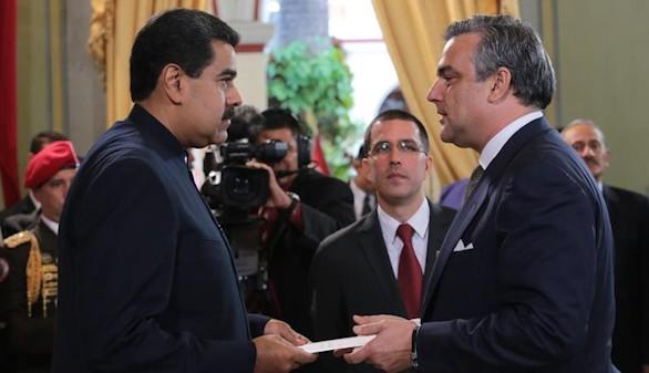 Maduro pide apoyo internacional tras la