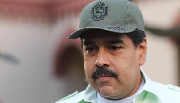 Maduro viaja a China en plena crisis con Colombia
