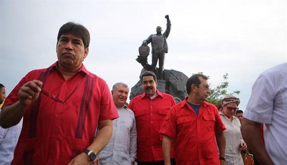 ¿Será Putin el primer galardonado con el premio 'Hugo Chávez de la Paz'?