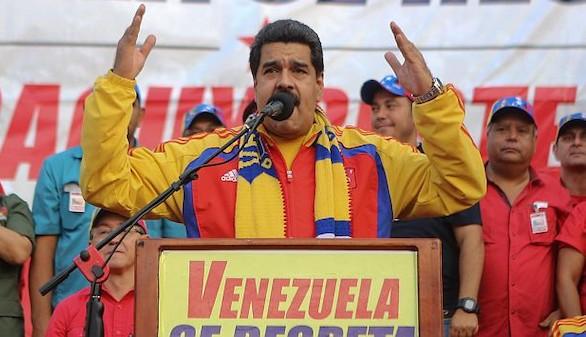 La cortina de humo de Maduro: denunciará a EE.UU. por idear un golpe en su contra