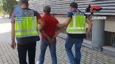 Detenido en Madrid el supuesto jefe de la Ndrangueta calabresa