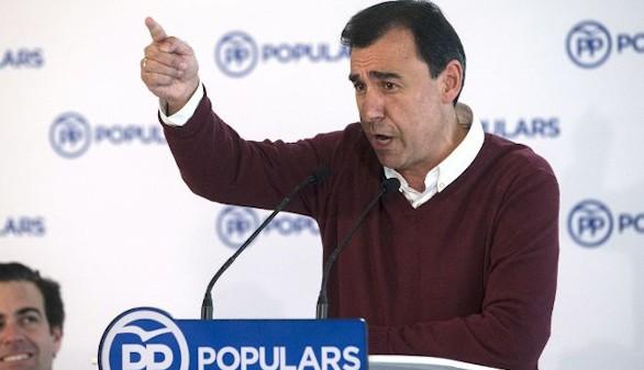 Maíllo (PP) pide a Arrimadas que intente formar Gobierno