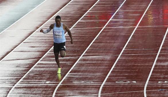 Mundial de atletismo. Makwala trasciende y Warholm da la sorpresa
