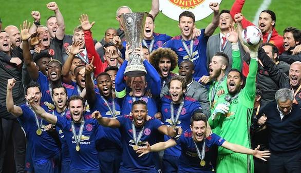 Un serio United se impone a la lozanía del Ajax para conquistar la Liga Europa