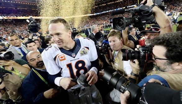 Manning consigue su segundo título a sus 39 años
