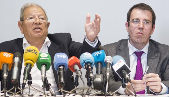 Fianza de 42.000 euros para Manos Limpias en el caso de los ERE