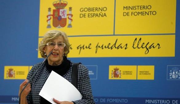Fomento pide a Madrid 700 millones por la operación Chamartín