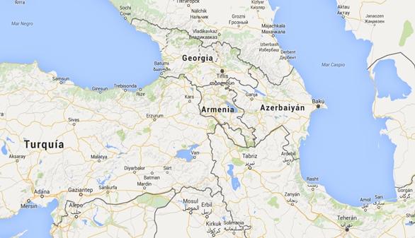 Armenia: Hombres armados exigen la dimisión del presidente