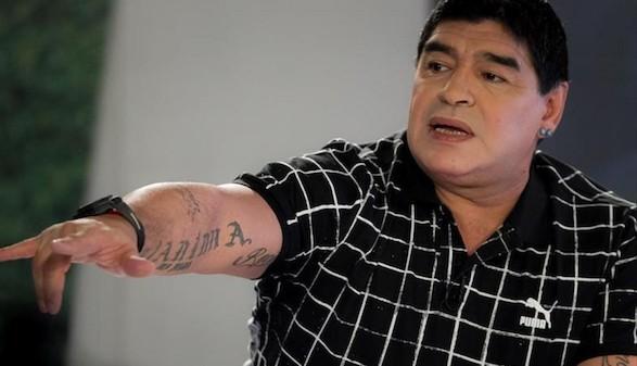 Maradona: 'Bale ha aportado más en la Eurocopa que Ronaldo'