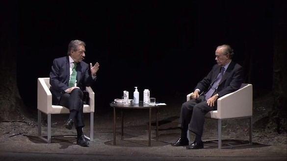 """Gregorio Marañón Bertrán de Lis: """"También desde la sociedad civil en democracia hay que hacer política"""""""