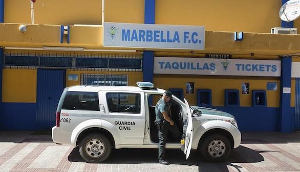 Detenidos un capo de la mafia rusa y el presidente del Marbella CF por blanqueo de dinero