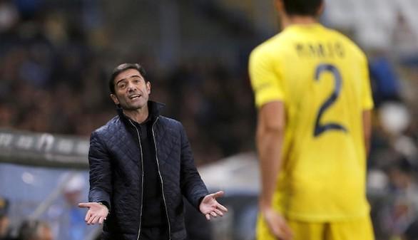 Marcelino y el Villarreal rompen a días de jugarse el acceso a Champions