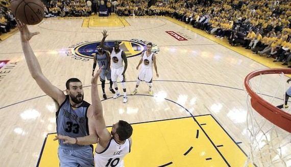 Marc Gasol es elegido el mejor pivot de la NBA: entra en el primer quinteto