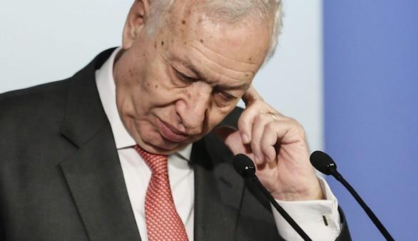 Margallo apuesta por encajar