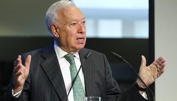 Margallo apela a la necesidad de reanudar las negociaciones sobre Gibraltar
