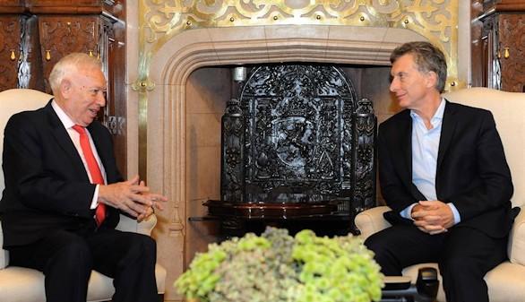 Margallo: España 'está dispuesta' a negociar con Reino Unido por Gibraltar