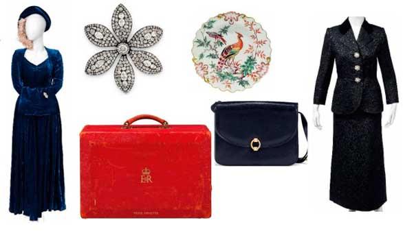 A subasta el lado íntimo de Margaret Thatcher: a la venta sus joyas, trajes y bolsos