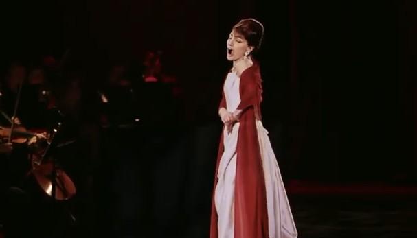 Maria Callas 'resucita' en Madrid gracias a la tecnología 3D