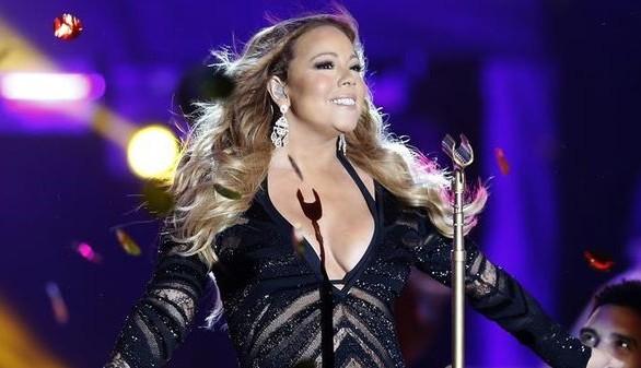 Mariah Carey suspende su concierto en Bruselas por seguridad
